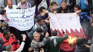 مصافحة بين تميم والسيسي بنيويورك تمهد لمصالحة بين القاهرة والدوحة