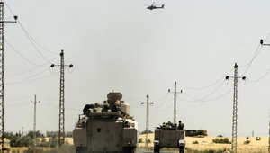"""مصر.. مقتل 17 واعتقال 18 مسلحاً بحملات للجيش والشرطة في ذكرى """"عزل"""" مرسي"""