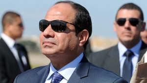 """السيسي لميركل: المصريون هم أصحاب الكلمة الأولى باستحقاقات """"خارطة المستقبل"""""""
