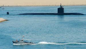 القاهرة تحبط محاولة تهريب غواصة أمريكية بطائرة قطرية