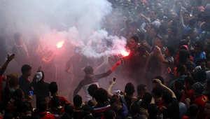 """تحذير لجماهير كرة القدم في مصر.. روابط الألتراس """"تنظيمات إرهابية"""" بحكم القضاء"""