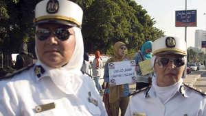 """شرطة خاصة لمكافحة """"العنف ضد المرأة"""" بمحافظات مصر"""