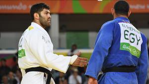 المصري إسلام الشهابي يخسر أمام خصمه الإسرائيلي ويرفض مصافحته