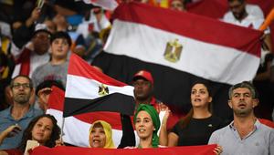 الجماهير المصرية تشيد بمدرب المنتخب وعدد من لاعبيه