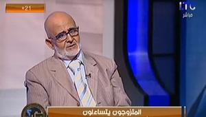 """مصر.. منع الدكتور صبري عبدالرءوف صاحب فتوى """"معاشرة الزوجة المتوفاة"""" من الظهور على الشاشات"""