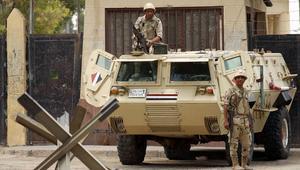 الجبش المصري: مقتل ستة جنود ومهرّبين مسلّحين في اشتباكات على الحدود مع ليبيا