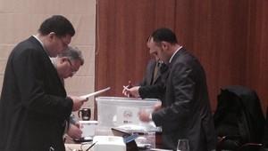 فرز الأصوات في مقر السفارة المصرية بالأردن