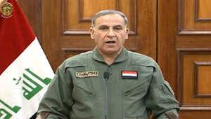 بالفيديو.. وزير الدفاع العراقي: داعش قتل 2070 شخصا بنينوى.. وهذا دليل على يأس التنظيم بإخضاع روح المقاومة لأبناء العراق