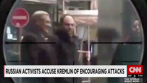 بعد انتشار فيديو لوضعه تحت هدف قناص.. معارض روسي لـCNN: يظهر معنى معارضة نظام بوتين