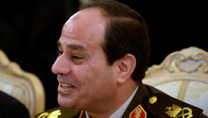 المشير عبد الفتاح السيسي، المرشح في انتخابات الرئاسة المصرية