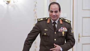 المشير عبد الفتاح السيسي، المرشح في الانتخابات الرئاسية المصرية