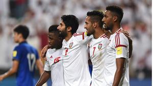 الإمارات تكتسح تايلاند بثلاثية في أبوظبي