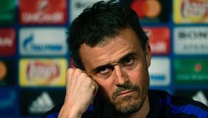 إنريكي يعلنها: لن أبقى مع برشلونة الموسم المقبل