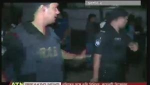 بالفيديو: إطلاق نار وقنابل يدوية واحتجاز رهائن داخل مطعم في الحي الدبلوماسي بعاصمة بنغلادش