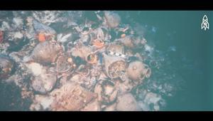 العثور على حطام 45 سفينة من 2500 عام قرب سواحل اليونان
