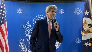 كيري يحطم الرقم القياسي لأكثر وزير خارجية أمريكي تحليقاً.. بأكثر من مليون ميل