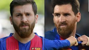 ميسي الإيراني.. نسخة طبق الأصل عن أفضل لاعب في العالم!