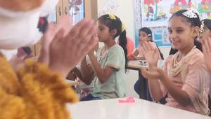 """""""الأونروا"""" تدخل البهجة على أطفال غزة بالألعاب الصيفية"""