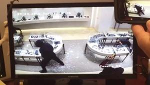 سرقة خاطفة: 40 ثانية.. مجوهرات بمليون دولار
