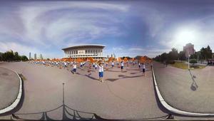 بتقنية 360 درجة.. شاهد حياة ذوي الامتيازات بكوريا الشمالية