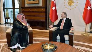 محمد بن نايف يلتقي أردوغان قبل ساعات من لقائه بروحاني وخامنئي.. هل من دور جديد لتركيا؟