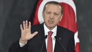 أردوغان: خلقوا داعش ويدعمون الأسد لكسر قوتنا