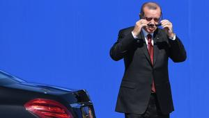 أردوغان: هل يُعقل أن أحمي نفسي بهانس وجورج الأمريكيين؟