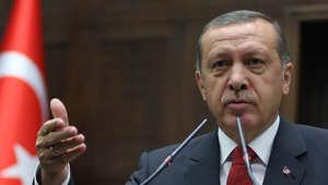 رئيس الوزراء التركي رجب طيب إردوغان
