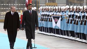 أردوغان يصادق على قرار نشر قوات تركية في قطر