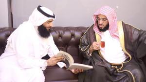 أحد أبرز رجال الأعمال بالسعودية للقرني: أنت من صنعتني قائدا