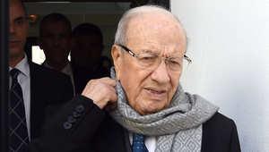 الرئيس التونسي المنتخب الباجي قايد السبسي