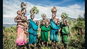 صور نادرة لقبائل أثيوبيا المهددة بالإندثار