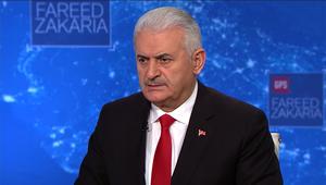 رئيس وزراء تركيا يشبه لـCNN محاولة الانقلاب بهجمات 11/9
