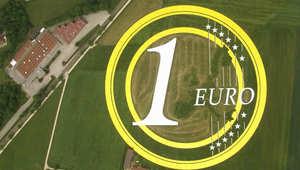 قيمة اليورو تنزل دون مستوى أول طرح للعملة الأوروبية قبل 15 سنة بالضبط