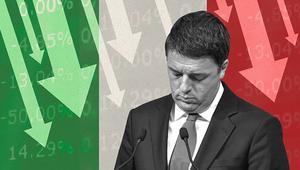 اليورو ينخفض أمام الدولار بعد رفض التعديلات الدستورية في إيطاليا