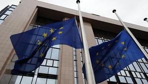 واجهة المقر الرئيسي للاتحاد الأوروبي في بروكسل