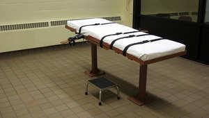صورة لغرفة تنفيذ الإعدام