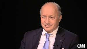 """وزير خارجية فرنسا لـCNN: """"الدولة الإسلامية"""" مصطلح غير صحيح.. هم ليسوا دولة ولا يمثلون الإسلام"""