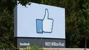موقع شركة فيسبوك في كاليفورنيا