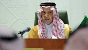 الأمير سعود الفيصل وزير خارجية السعودية