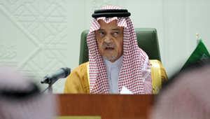 صورة ارشيفية لوزير الخارجية السعودي