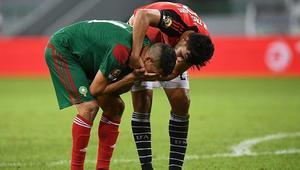 رغم الهزيمة أمام المنتخب المصري بهدف وحيد مقابل لا شيء، إلّا أن الشارع المغربي