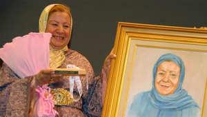 الممثلة المغربية فاطمة بنمزيان