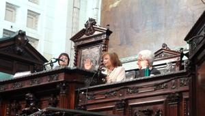 فاطمة العلوي: أنا أوّل امرأة تصل إلى زعامة حزب بالمغرب