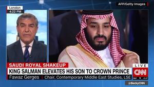 جرجس لـCNN: القرار السعودي يضفي طابعا رسميا على وضع قائم حاليا