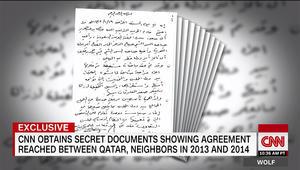 حصريا CNN تنشر الوثائق السرية التي تساعد على فهم الأزمة القطرية