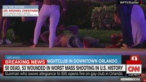 مصدر طبي يبين لـCNN اللحظات الأولى لوصول المصابين بهجوم أورلاندو