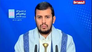 """الحوثي بثاني خطاب السبت: موقف صالح خيانة وآخر ورقة بيد """"العدوان"""""""