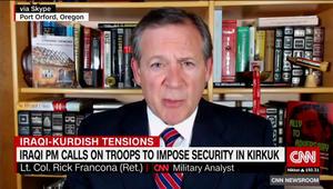 """فرانكونا لـCNN: تصريح العبادي بـ""""فرض الأمن"""" في كركوك يقصد به """"فرض السيطرة"""""""