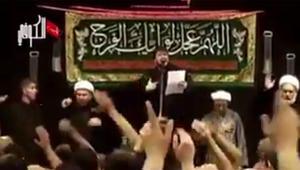 """بالفيديو.. خاشقجي يعلق على نشر مقطع لشيعي ينشد """"شبت النار بحلب واحنا سويا العجب"""": أين غضبة الشيعي الحر؟"""